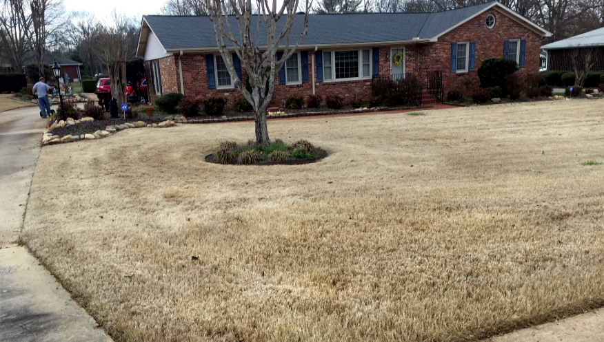 lawn maintenance simpsonville sc