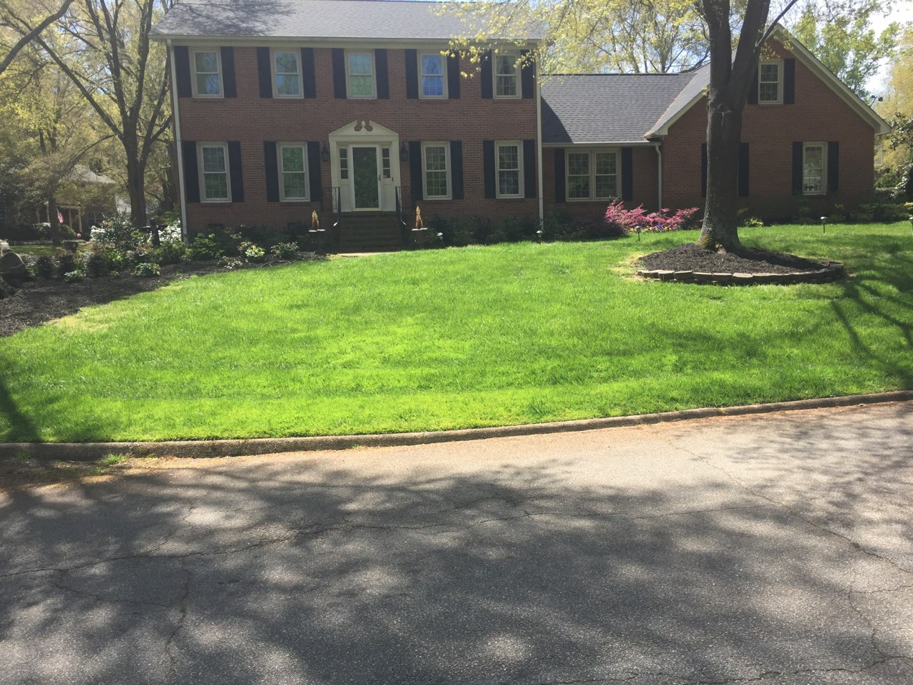 landscaping service in Greenville SC